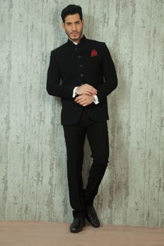 Jodhpuri suit. Item number M16-32 from #Benzerworld #Benzer #Jodhpurisuits