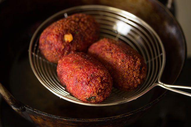 veg chops recipe, how to make bengali style veg chop recipe | veg cutlets