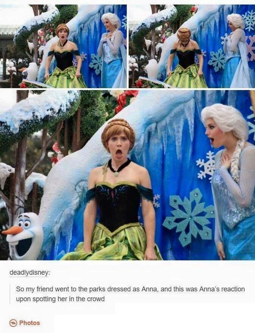 Immagine di anna, disney, and funny