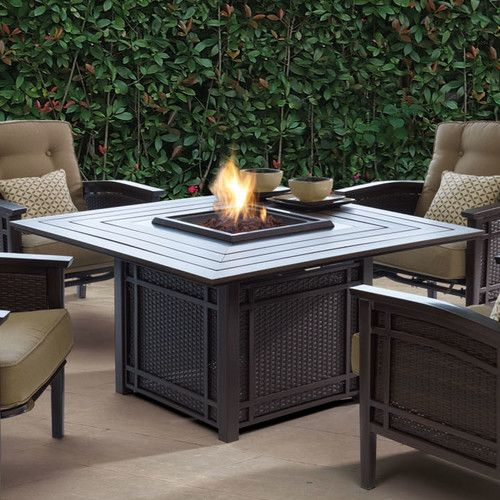 Found it at Wayfair - Jackson Propane Fire Pit Table