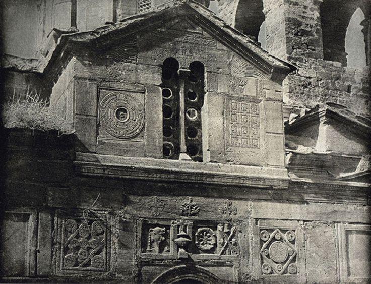 ΠΑΝΑΓΙΑ ΓΟΡΓΟΕΠΗΚΟΟΣ 1842 (joseph - Philibert Girault De Prangey)
