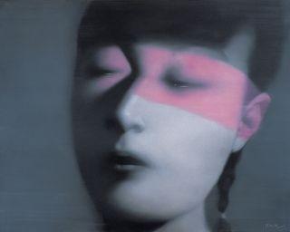 Amnesia and Memory: Red Girl: Zhang Xiaogang