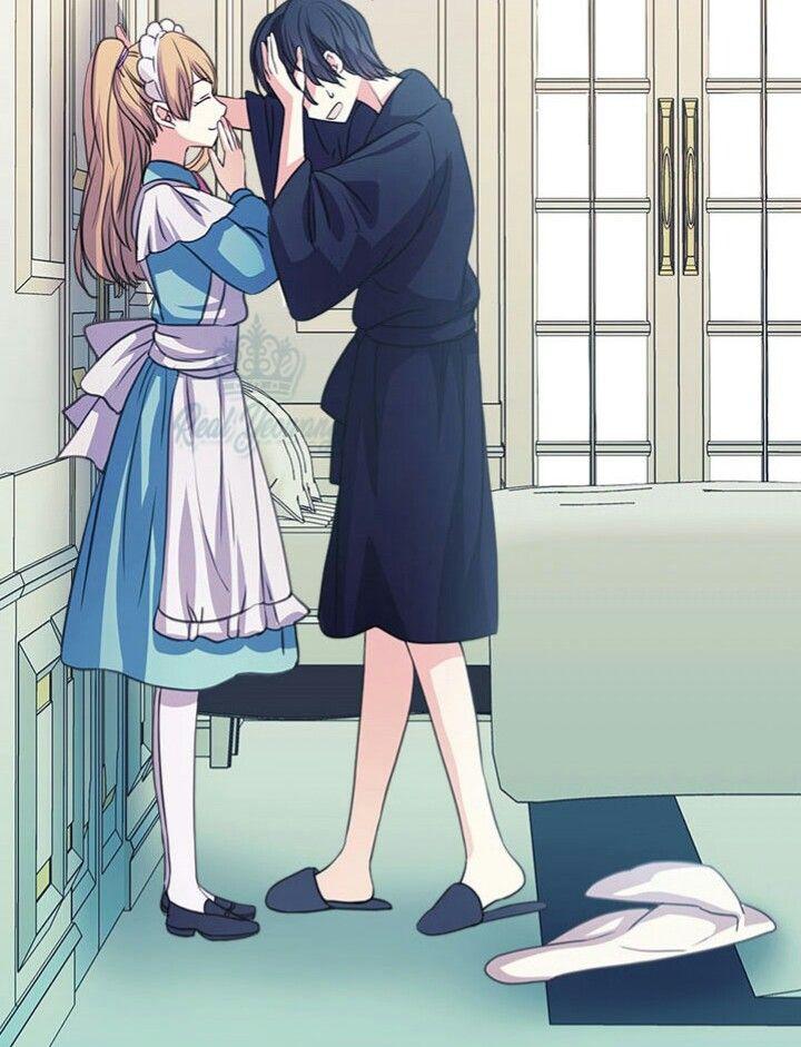 Sincerely I Became a Duke's Maid Anime romance, Manga