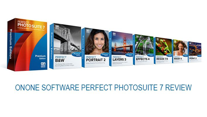 OnOne's Perfect Photo Suite 7 review