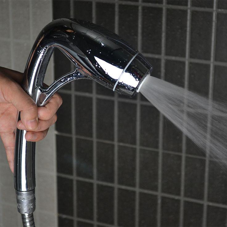 10pcs/lot America air aerobic Shower nozzle Bathroom handheld ABS waterfall massage oxygen bar spa Massage Shower Nozzle #Affiliate