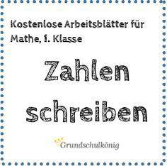 Die 95 besten Bilder zu mathematik auf Pinterest | Grundschulen ...