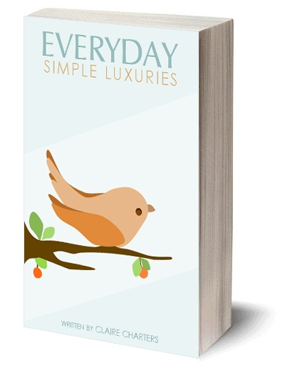 Everyday Simple Luxuries Book Cover