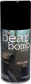 BUCK BOMB *Buckbomb Bear Anise Oil 5oz, EA