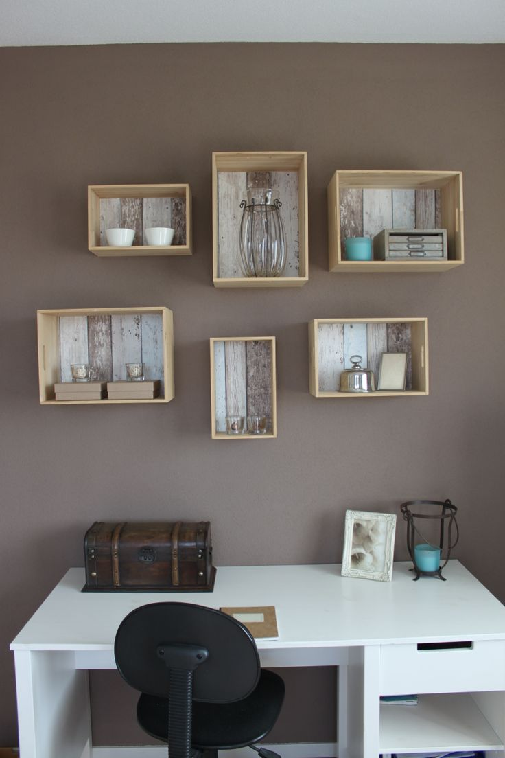 17 best images about wanddecoratie on pinterest photo ledge plant pots and shelves - Toilet aan de muur ...