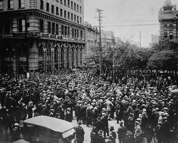 1918-1929: Les Années folles au Canada et au Québec