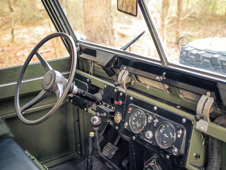 1969 Land Rover 109 for sale #1935297 - Hemmings Motor News
