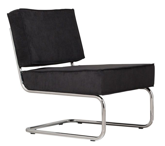 Zuiver fauteuil Ridge Rib Lounge   Stoelen   FunDesign.nl