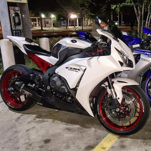 Honda CBR 1000RR. Motorcycles, bikers and more