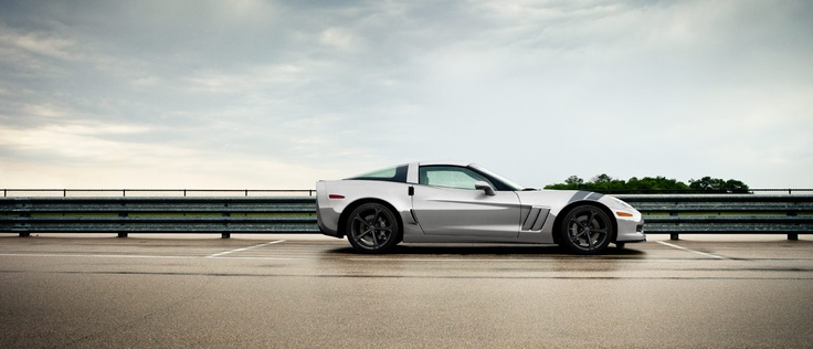 Some day this will be all mine!!! Corvette grand sport