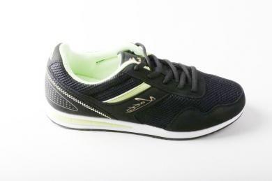 Lotto - Erkek Siyah Günlük Rahat Spor Ayakkabı