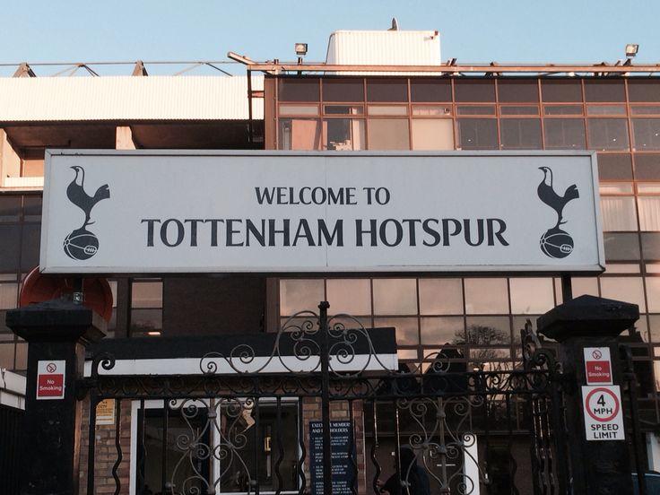 White Hart Lane, home of Tottenham Hotspur FC. Come On You Spurs! #london #england #britain #unitedkingdom #europe #travel #sport #spurs #tottenham #football #coys