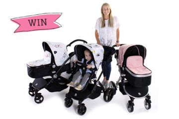 Double load: 10 of the best tandem prams | Mum's Grapevine