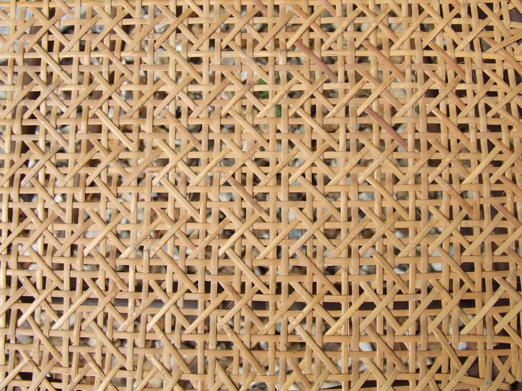 10 best rattan patterns images on pinterest rattan for Bamboo weaving tutorial