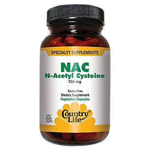 Buy Nac N-Acetyl Cysteine 750 MG (60 Capsules) from the Vitamin Shoppe. Where you can buy Nac N-Acetyl Cysteine - 750 MG and other Country Life products? Buy at at a discount price at the Vitamin Shoppe online store. Order today and get free shipping on Nac N-Acetyl Cysteine - 750 MG (UPC:015794016878)(with orders over $35).