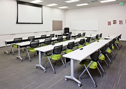 Training Room | Training Room Spaces for Classes and Seminars