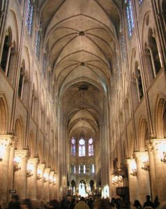 Cathédrale de Chartres - L'art gothique révolutionne la lumière
