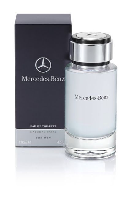 The Bodacious Beauty Guru: Mercedes-Benz launches first male fragrance