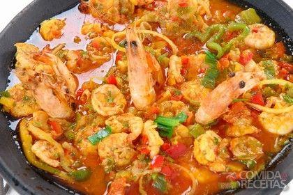 Receita de Bobó de camarão delicioso - Comida e Receitas