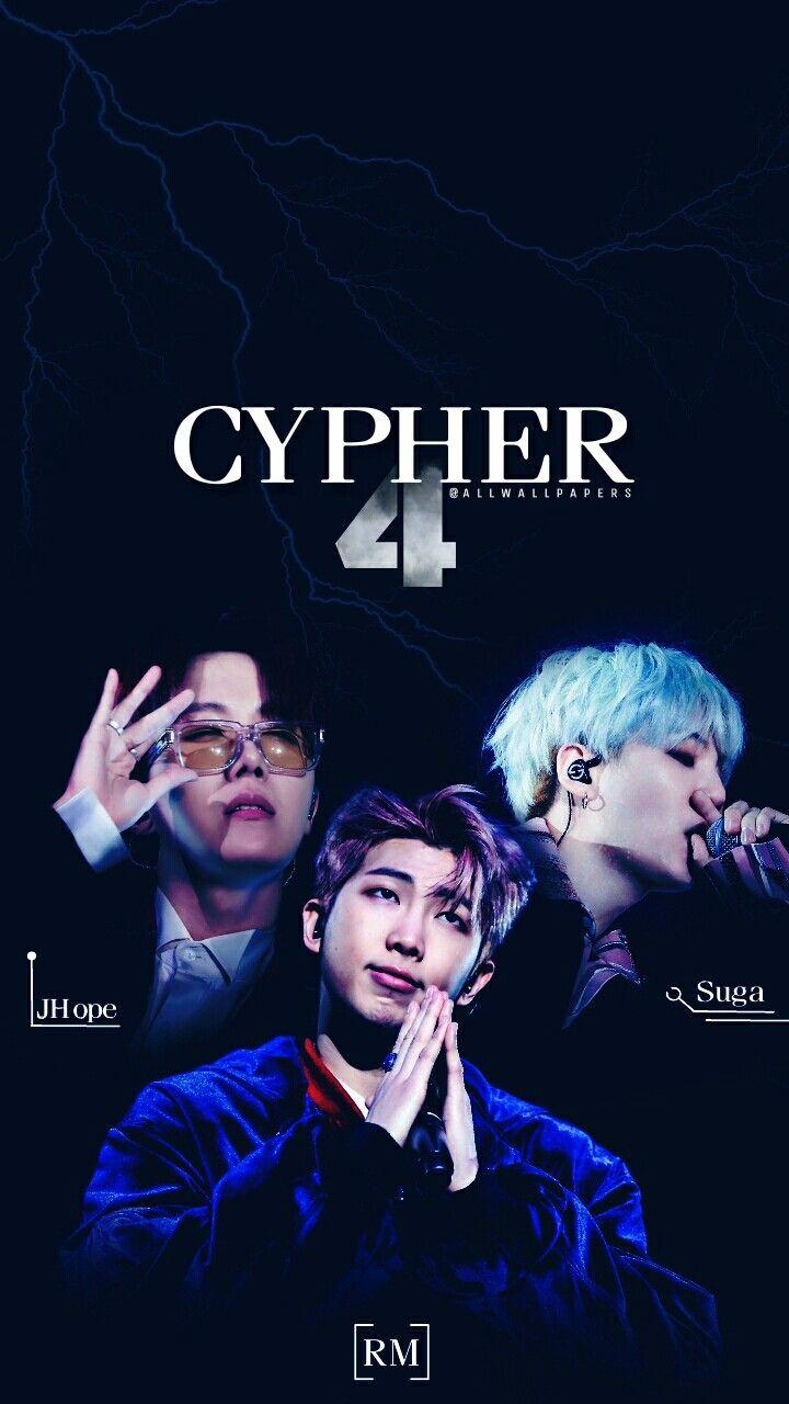 Bts Cypher wallpaper Lockscreen rap line