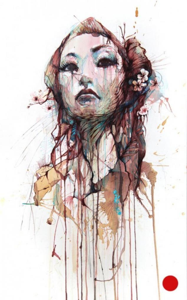 Мои любимые современные художники: Carne Griffiths - Ярмарка Мастеров - ручная…
