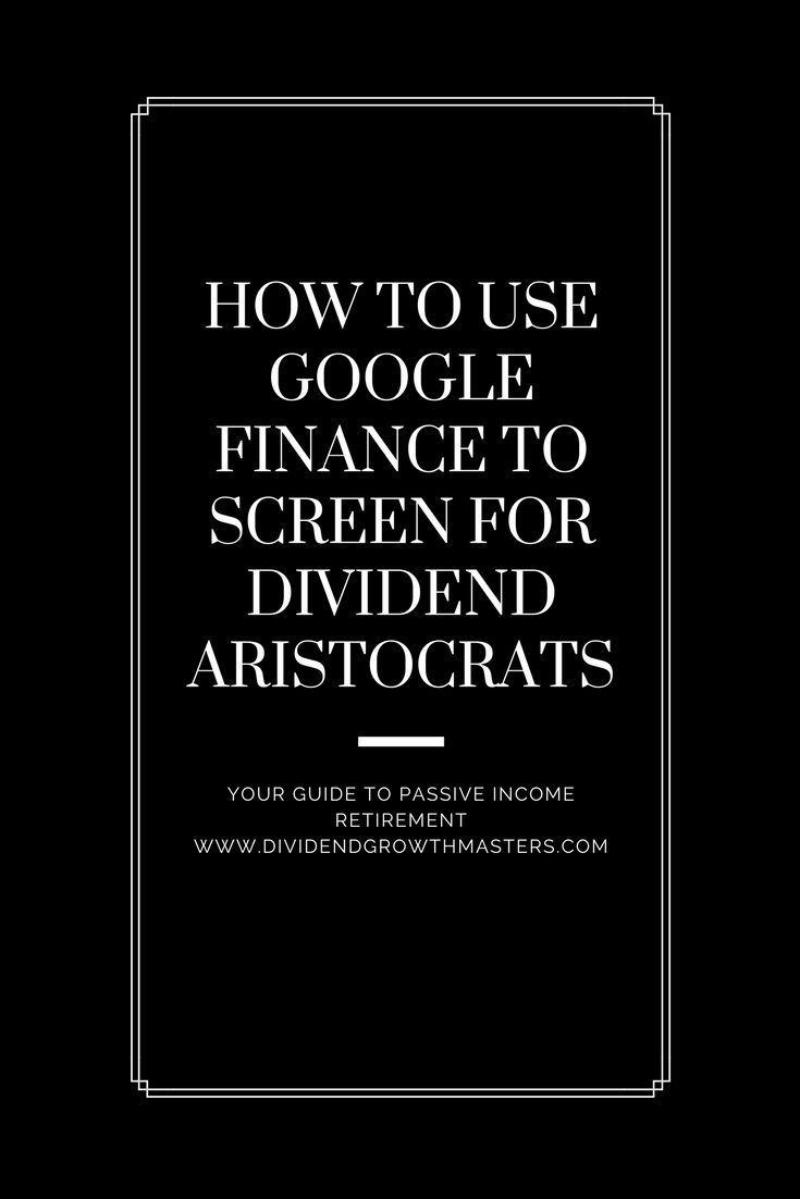 The top 3 free dividend stock screeners for dividend growth