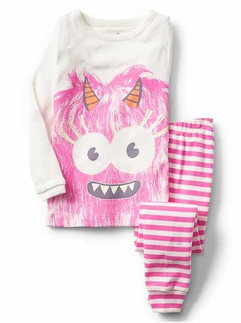 Baby Clothing: Toddler Girl Clothing: sleepwear | Gap