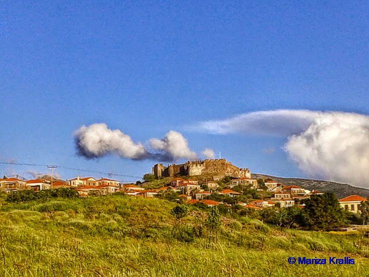 Molyvos Village #Villa #Molova #Molyvos, #Mithymna #Μήθυμνα, #Lesvos, #Greece