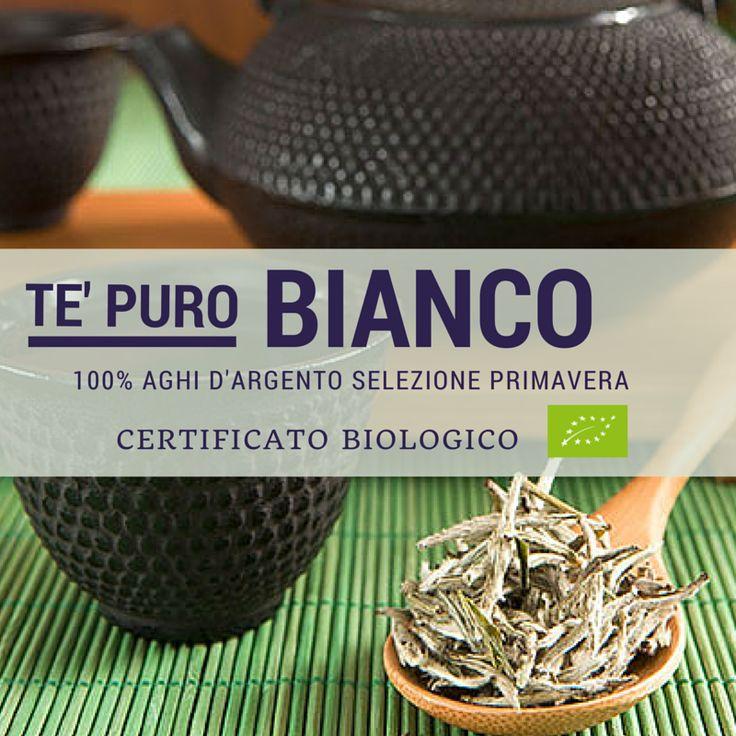 Tè Bianco | www.bacchedigoji.it