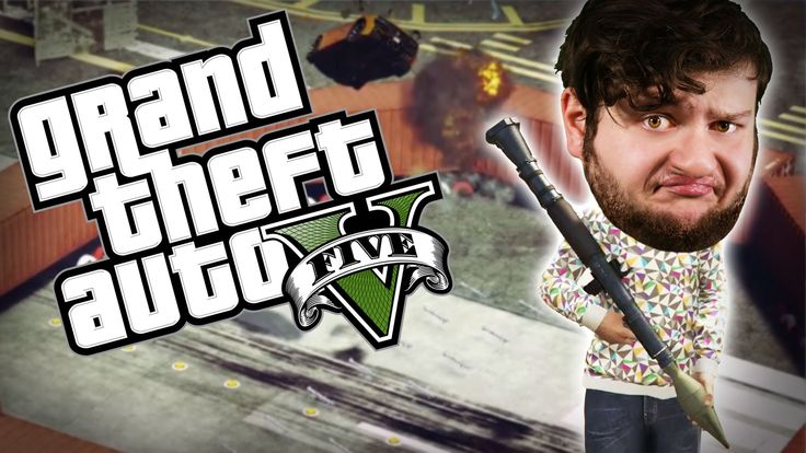 GTA 5 PC Online Funny Moments - RPGS VS FAST AND FURIOUS! (Custom Games) - YouTube