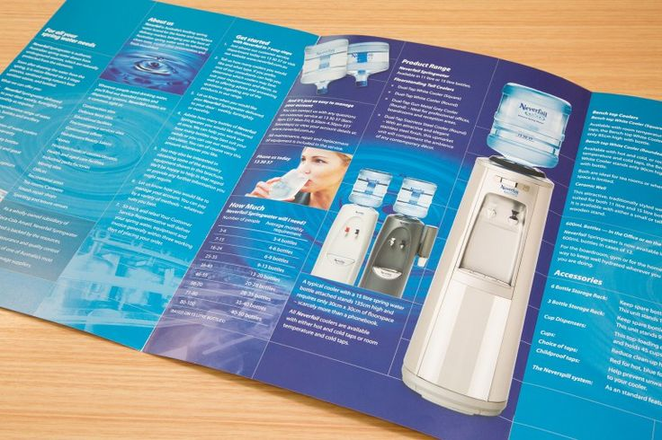 Neverfail Springwater Limited - brochure beauty