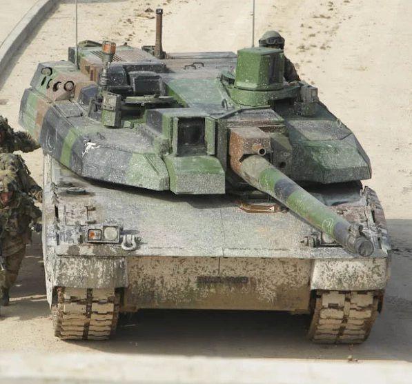 Amx 56 Leclerc French Army Mbt Char De Combat Armee Francaise Vehicules Militaires