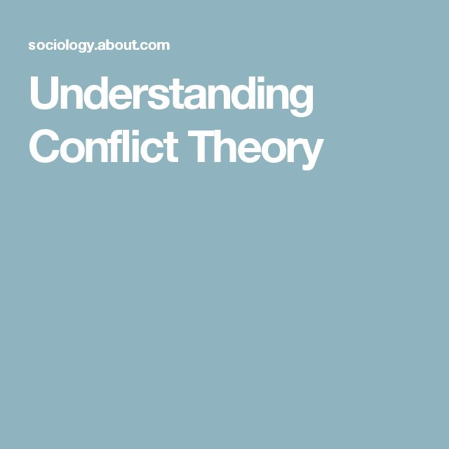 conflict and social order theory Start studying sociology in order and conflict: chapter 7: deviance learn vocabulary, terms, and more with flashcards this interpretation of social problems frees the government, the economy problems with the conflict theory 1.