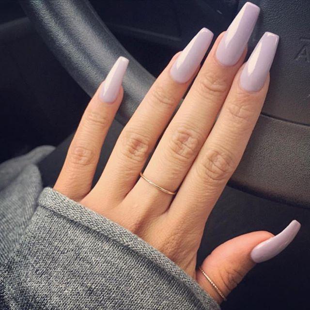 I Looooove clients #nailfies R/P @misscuevas_ Color:tremolo 105 @naillabousa