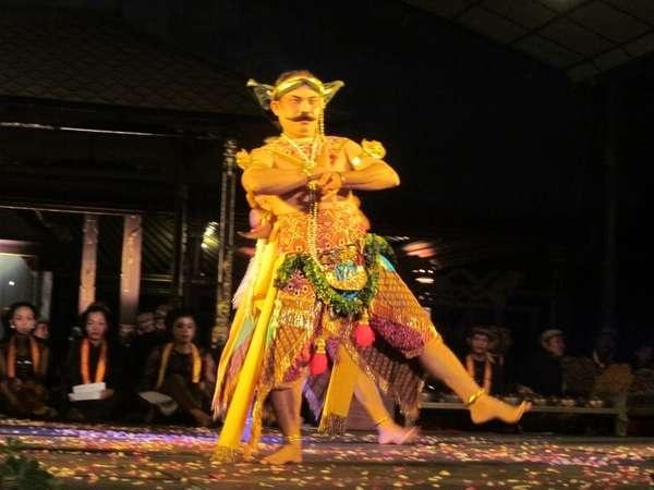 Lawung Dance