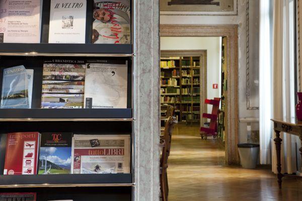 Biblioteca Fondazione Querini Stampalia #biblioteca #querinistampalia
