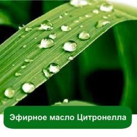 Цитронеллы  эфирное масло оптом с доставкой по Украине и странам СНГ. Концентрация и  применение масла цитронеллы в косметике, мыловарении, парфюмерии и ароматерапии.