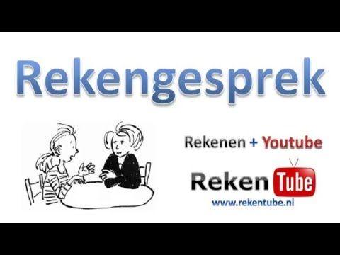 Handelingsmodel in de rekenles - YouTube