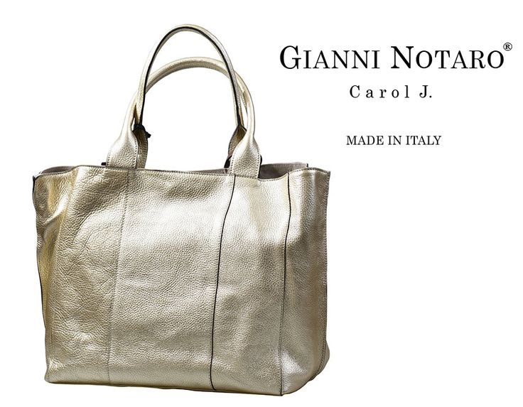 Your daily dose of luxury, in a metallic bag by Gianni Notaro. Discover more special designs in sGalleria Di Scarpe.