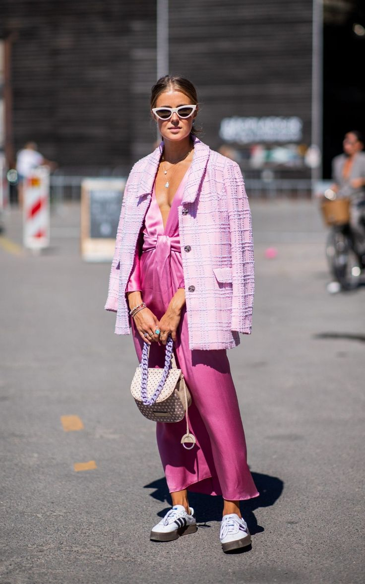 The chicest avenue fashion seems from Copenhagen Style Week