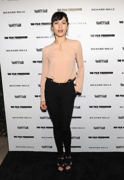 Olga Kurylenko Photos - Vanity Fair And Richard Mille Celebration Of Martin Scorsese In Support Of