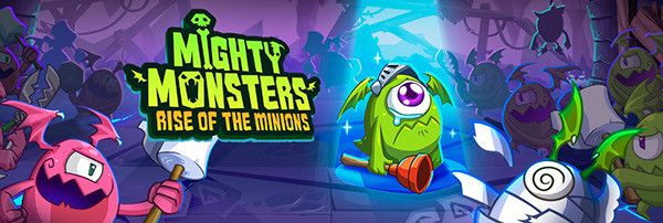 Mighty Monsters Rise...