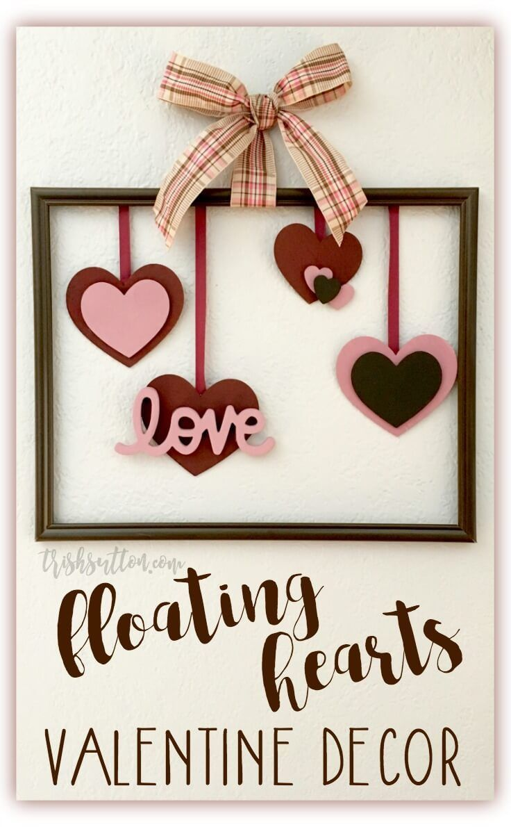 219 Best Valentine 39 S Day Diy Decor Images On Pinterest Valentines Diy Decor Crafts And