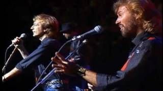 Bee Gees . Song: How Deep Is Your Love -   live in Australia, 1989