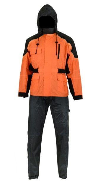 DS591OR Rain Suit (Orange)