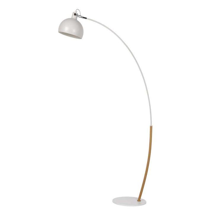 Lucide vloerlamp Dumbo - wit | Leen Bakker